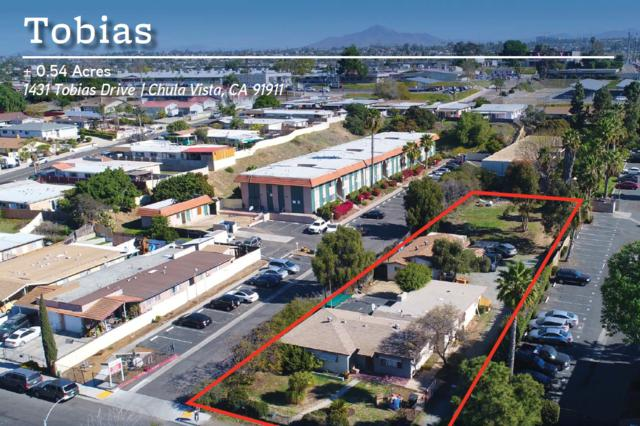 1431 Tobias Drive #000, Chula Vista, CA 91911 (#180005855) :: Keller Williams - Triolo Realty Group