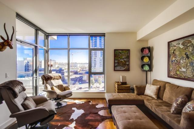 575 6th Ave #703, San Diego, CA 92101 (#180006072) :: Ascent Real Estate, Inc.
