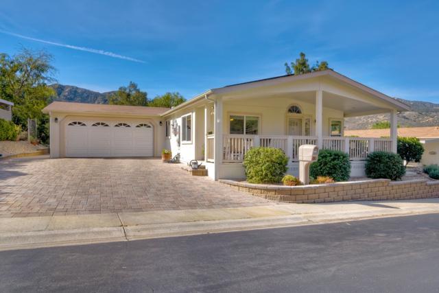8975 Lawrence Welk Dr #404, Escondido, CA 92026 (#180006165) :: Neuman & Neuman Real Estate Inc.