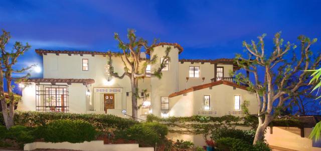 615 San Gorgonio St, San Diego, CA 92106 (#180006229) :: Douglas Elliman - Ruth Pugh Group