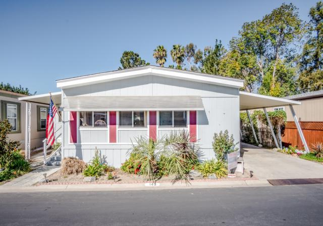 2130 Sunset Drive #143, Vista, CA 92081 (#180006247) :: Neuman & Neuman Real Estate Inc.