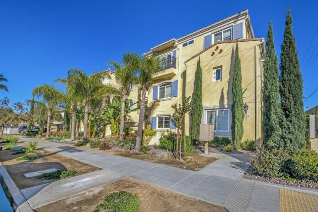 4329 Idaho St #104, San Diego, CA 92104 (#180006308) :: Neuman & Neuman Real Estate Inc.