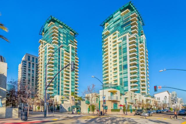 510 1st #602, San Diego, CA 92101 (#180006373) :: Kim Meeker Realty Group