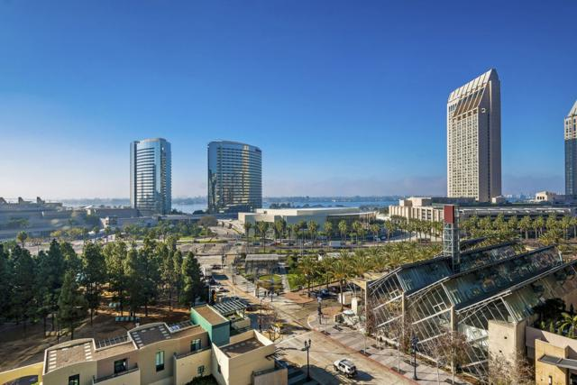 555 Front St #1002, San Diego, CA 92101 (#180006408) :: Whissel Realty