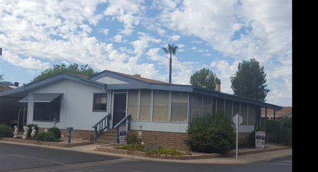 8975 Lawrence Welk Dr. #345, Escondido, CA 92026 (#180006432) :: Neuman & Neuman Real Estate Inc.