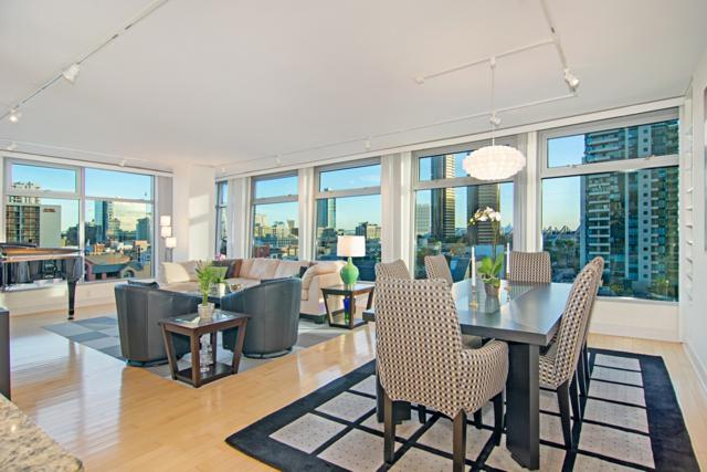 645 Front St. #801, San Diego, CA 92101 (#180006603) :: Ascent Real Estate, Inc.
