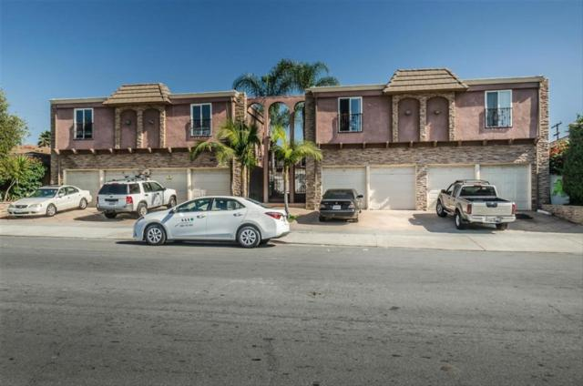 3677 41St St #7, San Diego, CA 92105 (#180006959) :: Neuman & Neuman Real Estate Inc.