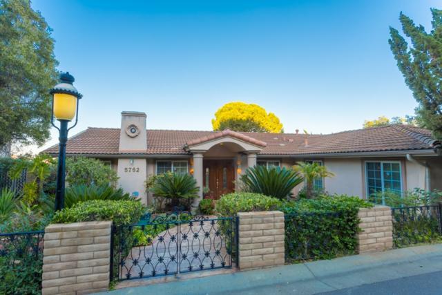 5762 Desert View Dr, La Jolla, CA 92037 (#180007048) :: Neuman & Neuman Real Estate Inc.