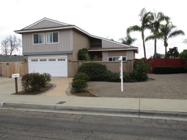 1319 Vista Verde Way, Escondido, CA 92027 (#180007049) :: Neuman & Neuman Real Estate Inc.