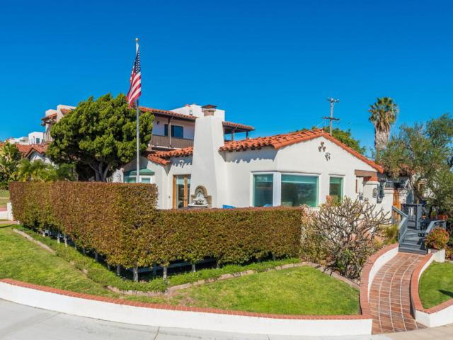 2504 Evergreen St, San Diego, CA 92106 (#180007143) :: The Yarbrough Group