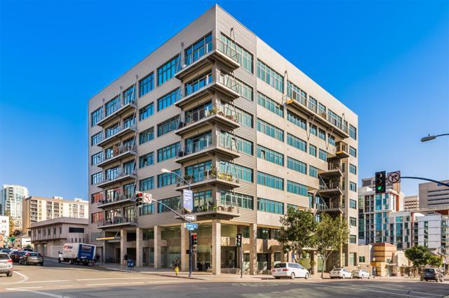 1551 4Th Ave #405, San Diego, CA 92101 (#180007263) :: Bob Kelly Team