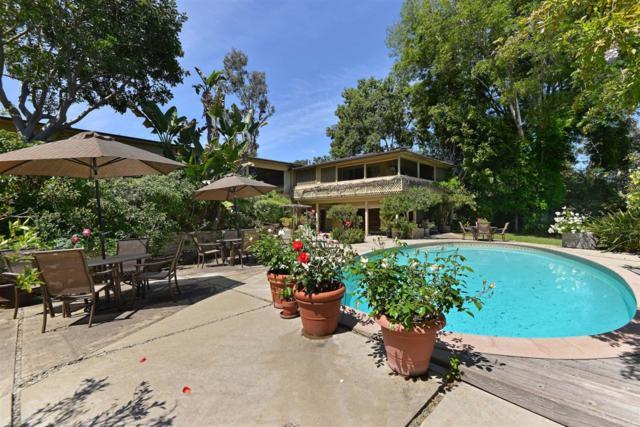 5516 Avenida Maravillas, Rancho Santa Fe, CA 92067 (#180007421) :: Neuman & Neuman Real Estate Inc.