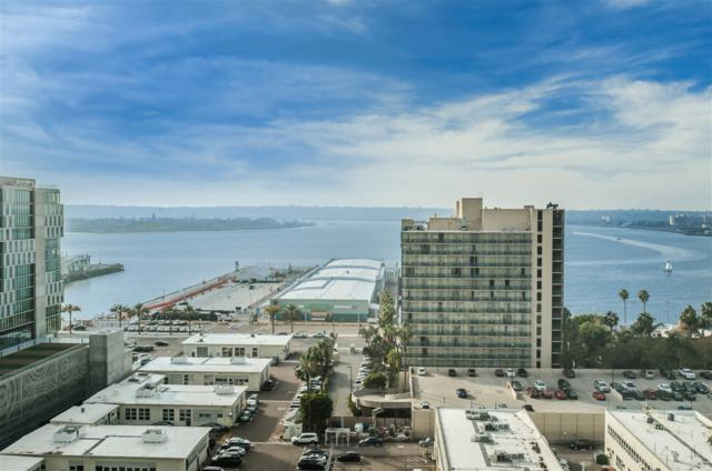 1205 Pacific Hwy #1505, San Diego, CA 92101 (#180007447) :: Bob Kelly Team
