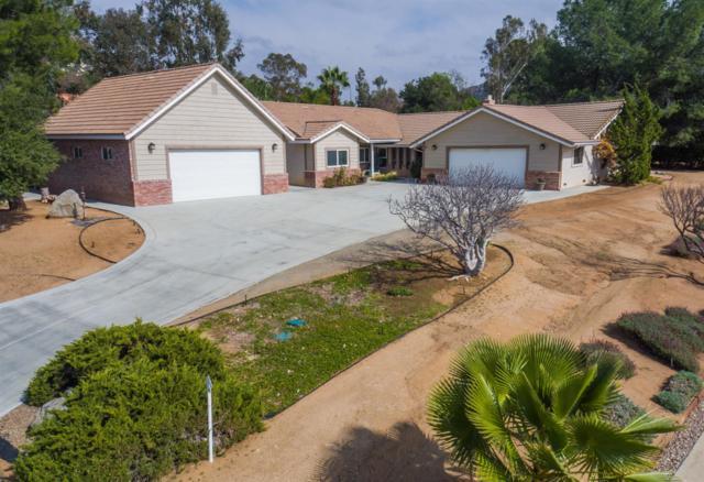 17281 Felipe Rd, Ramona, CA 92065 (#180007485) :: Neuman & Neuman Real Estate Inc.