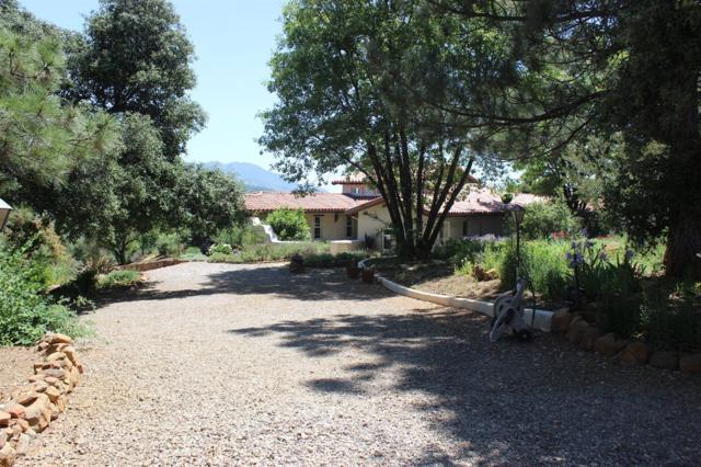 4877 Quiet Oaks Trail, Julian, CA 92036 (#180007693) :: The Houston Team | Coastal Premier Properties