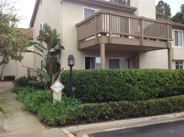 930 Via Mil Cumbres #111, Solana Beach, CA 92075 (#180007830) :: Ascent Real Estate, Inc.