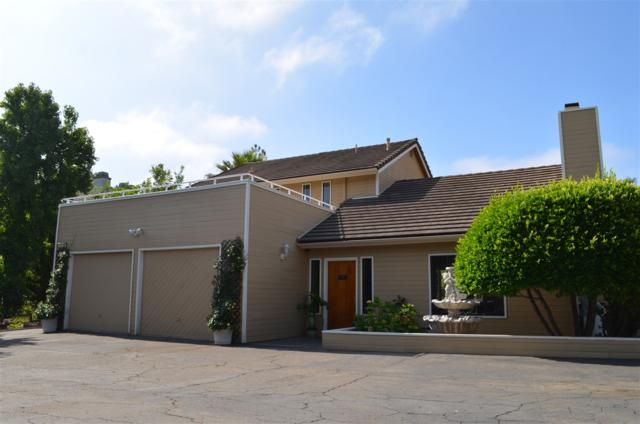 1731 Monte Vista Dr, Vista, CA 92084 (#180007878) :: Neuman & Neuman Real Estate Inc.