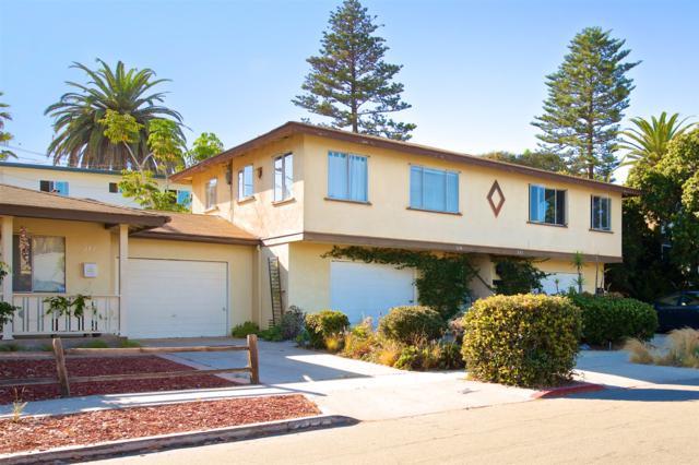 217-221 N Sierra, Solana Beach, CA 92075 (#180007926) :: The Yarbrough Group
