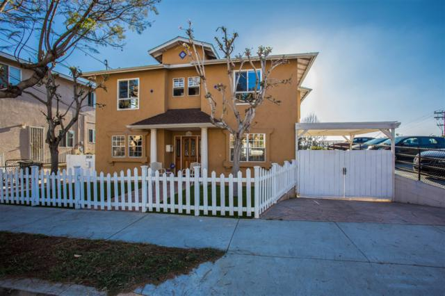 3838-3840 Kettner Blvd, San Diego, CA 92110 (#180008080) :: Coldwell Banker Residential Brokerage
