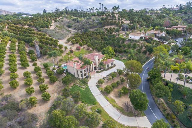 18135 Querida Sol, Rancho Santa Fe, CA 92067 (#180008095) :: The Yarbrough Group