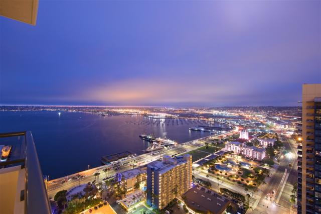 1205 Pacific Hwy #3601, San Diego, CA 92101 (#180008104) :: The Yarbrough Group