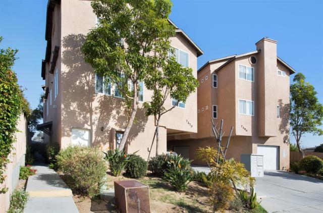 7270 Hyatt Street #1, San Diego, CA 92111 (#180008111) :: The Yarbrough Group