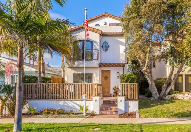 1056 Chalcedony, San Diego, CA 92109 (#180008162) :: The Yarbrough Group