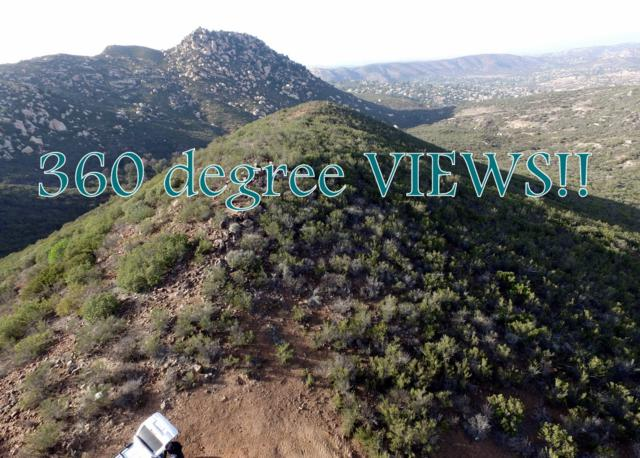 0000 Garnet Mine Trail #0, Ramona, CA 92065 (#180008380) :: Farland Realty