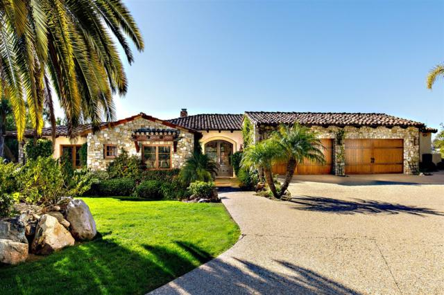 16566 Zumaque, Rancho Santa Fe, CA 92067 (#180008383) :: The Yarbrough Group