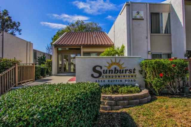 3550 Ruffin Rd. Unit 160, San Diego, CA 92123 (#180008441) :: Ascent Real Estate, Inc.