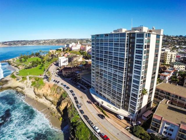 939 Coast Blvd 8A, La Jolla, CA 92037 (#180008498) :: The Yarbrough Group