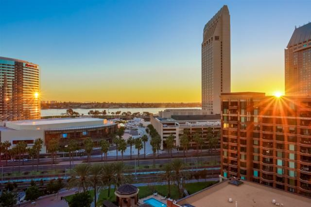 550 Front St #1006, San Diego, CA 92101 (#180008663) :: Neuman & Neuman Real Estate Inc.