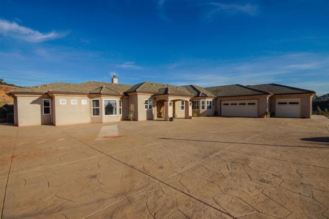 13065 Old Barona Road, Lakeside, CA 92040 (#180008910) :: Douglas Elliman - Ruth Pugh Group