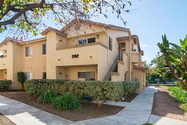 202 Woodland Pkwy #213, San Marcos, CA 92069 (#180008940) :: Neuman & Neuman Real Estate Inc.