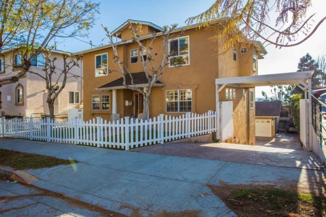 3838-3840 Kettner Blvd, San Diego, CA 92110 (#180008957) :: Coldwell Banker Residential Brokerage