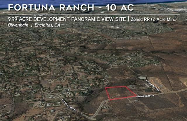 000 Fortuna Ranch Rd. #000, Encinitas, CA 92024 (#180009056) :: Pugh | Tomasi & Associates