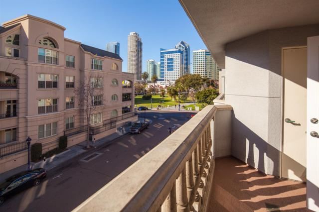655 Columbia St #308, San Diego, CA 92101 (#180009115) :: Welcome to San Diego Real Estate