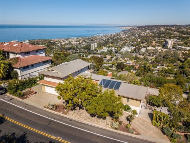 7536 Via Capri, La Jolla, CA 92037 (#180009118) :: Welcome to San Diego Real Estate