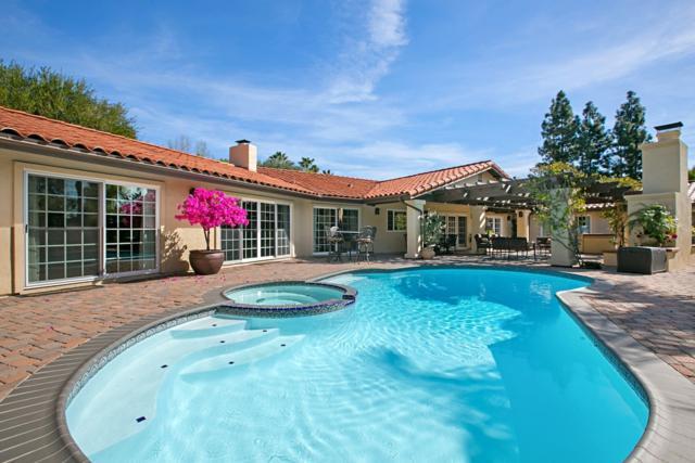 17380 Via Cuatro Caminos, Rancho Santa Fe, CA 92067 (#180009228) :: Coldwell Banker Residential Brokerage