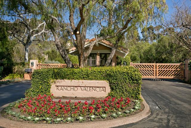 04 Rancho Valencia Vista #04, Rancho Santa Fe, CA 92067 (#180009257) :: Coldwell Banker Residential Brokerage