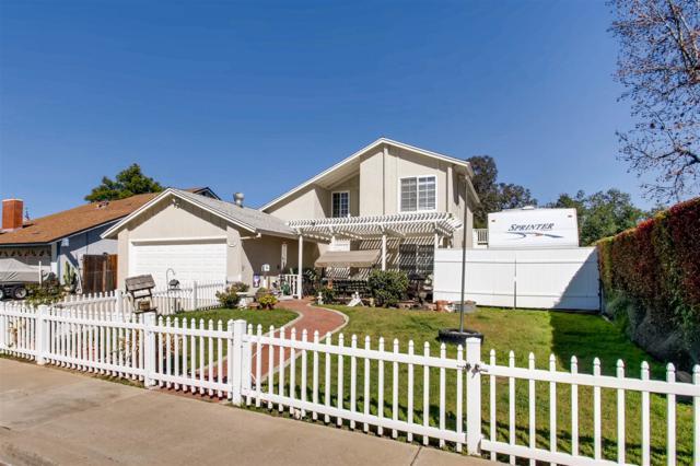 8555 Blanco Terrace, El Cajon, CA 92021 (#180009278) :: Neuman & Neuman Real Estate Inc.