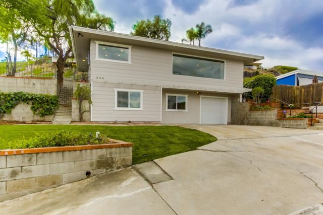 246 S S Westwind Dr, El Cajon, CA 92020 (#180009300) :: Whissel Realty