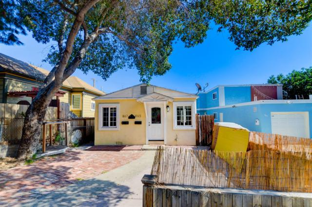 865 - 867 39th St, San Diego, CA 92102 (#180009401) :: The Yarbrough Group