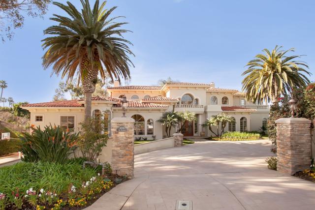16209 Via Cazadero, Rancho Santa Fe, CA 92067 (#180009569) :: Coldwell Banker Residential Brokerage
