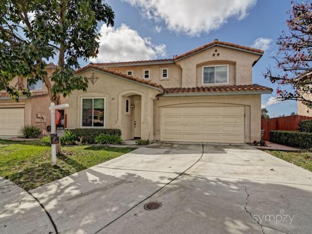 861 Pohl Place, Vista, CA 92083 (#180009572) :: Jacobo Realty Group