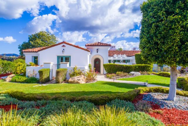 6160 Avenida Del Duque, Rancho Santa Fe, CA 92067 (#180009635) :: The Yarbrough Group