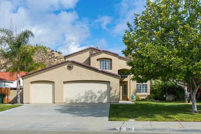 593 Iona Ct, Escondido, CA 92027 (#180009648) :: Neuman & Neuman Real Estate Inc.