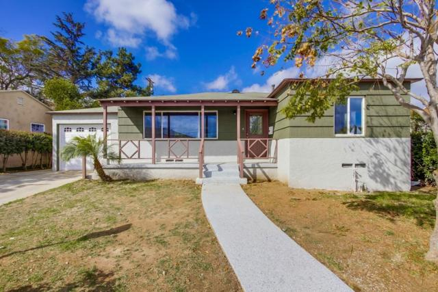 1822 Brookline St, San Diego, CA 92102 (#180009793) :: Neuman & Neuman Real Estate Inc.