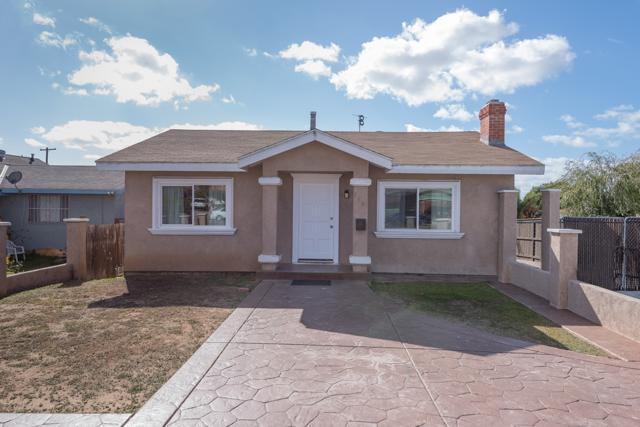 718 Fourth Ave, Chula Vista, CA 91910 (#180009854) :: Jacobo Realty Group
