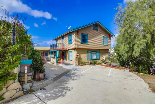 2524-2526 Horton Ave, San Diego, CA 92101 (#180009865) :: Coldwell Banker Residential Brokerage
